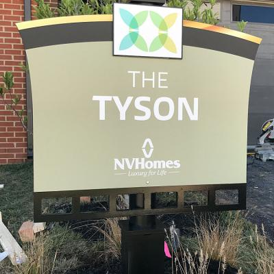 The Tyson | NVHomes