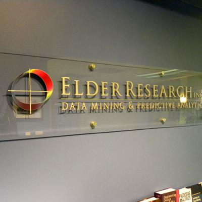 Elder Research Inc. Data Mining & Predictive Analytics