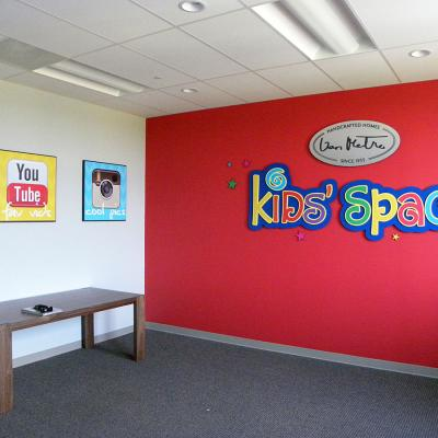 Kid's Space | Van Metre Homes