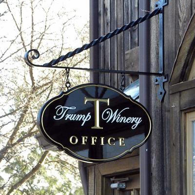 Trump Winery Office